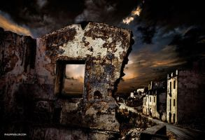 Ruine by PhilippSid