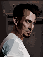 Robert Knepper by DawnFrost