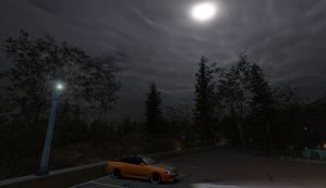 NFS World - Resting Under the Moonlight by AJ-Lethal