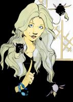 Luna Lovegood by Arboriss