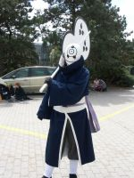 Tobi cosplay - Sooo heavy by IkasuTaiki