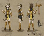 Malicia Character Sheet by HeavenCommissions