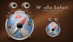 Woofie Safari Icon by SoundForge