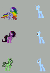 Mlp breedings  ((Open)) by Dottybobbles