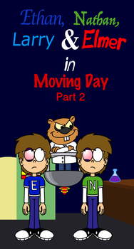 Moving Day Part 2 Cover by StephenRStorti91
