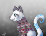 :CE: Sweater Weather by qhosty