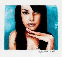 Aaliyah finished by saraly