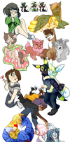Livestream commissions 3 by SkittyStrawberries