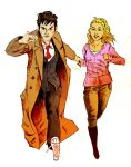 Running With The Doctor by Degare