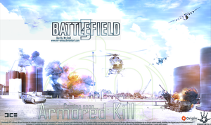 Battlefield 3 Armored kill -realistic- by Th3EmOo