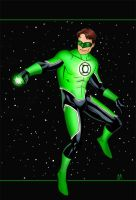G is for Green Lantern by Mista-M
