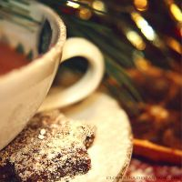 a cup of Christmas by cloe-patra
