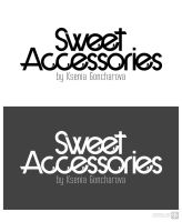 Sweet Accessories logo by lordmx