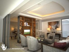 family room by yoel-touch
