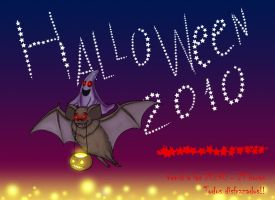 halloween 2010 invitation by vrm1979