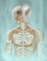 Fenris torso by jinxthezombies