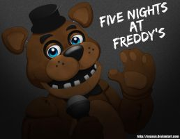 It's Freddy Fazbear! by Nyaasu