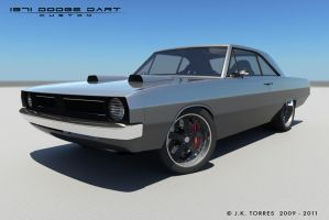 1971 Dodge Dart II by EtherealProject