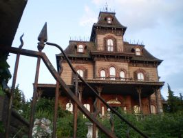 Phantom Manor by DarthxErik