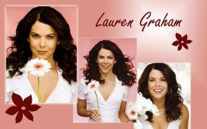 Lauren Graham by theresalovesjensena