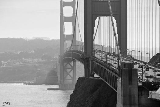 Golden Gate Travels by JNS0316