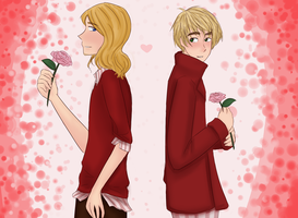 APH: Happy Fruking Valentine by UnknownRiot