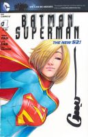 Supergirl by Omar-Dogan