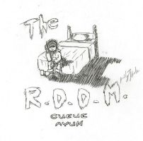 The R.O.O.M. Alternate Cover by TaKKuN923
