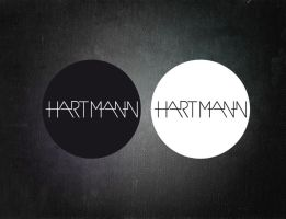 hartmann logo with circle. by grafeyker