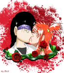 Mikoto X Mokuren Become One With You... by DarkColorBlood