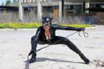 Selina Kyle/Catwoman Cosplay by Naomi-VonKreeps