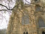 York Minster in the Snow by hopeforsunshine