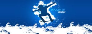 Skater by Ramche