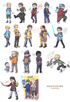Tumb1r crap: Southpark by zombriefs