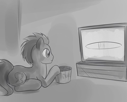 Patreon Reward: Season Premier by drawponies