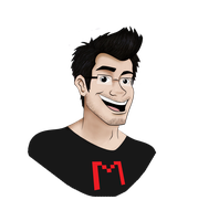 Markiplier by BlackAries13
