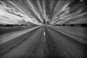 Endless Road by Ananyana