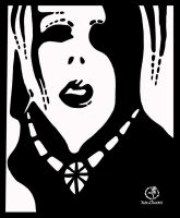 Shadows Woman by GothicPrincess1974