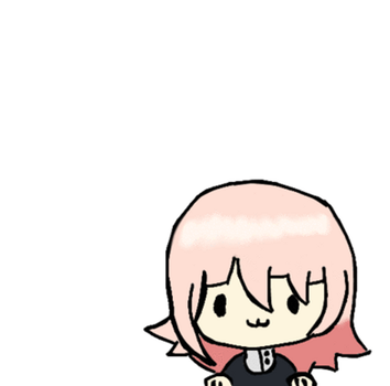 Crona and Rag animation! please click by Siren701