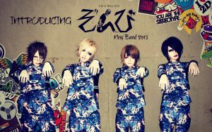 Introducing... Zonbi (New Visual Kei Band 2013) by Me-The-Manga-Fan101