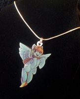 Rainbow Dash Necklace by Busoni