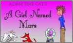 A Girl Named Mars Redux Sunday Square by Russotrot
