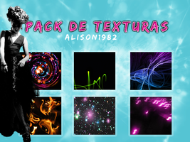 Pack de Texturas. by Alison1982