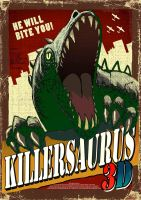 Killersaurus 3D by Ry-Spirit