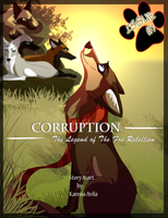 Corruption TLOTFR Issue 1 by Imaje-Train