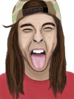 Vic fuentes by Frenkiexx