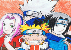 Team 7 by ConkerTSquirrel