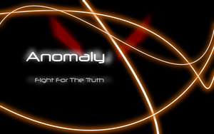 Anomaly Logo by TheEeveeWarrior
