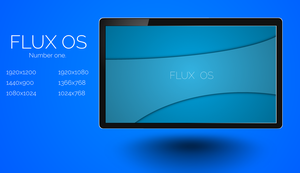 Flux OS by purvaldur