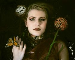 Empyrean: Monarch Submerged by DmajicPhotography